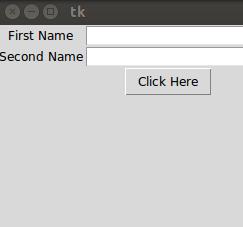 Entry Tkinter – CoderMantra